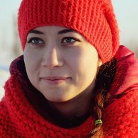 Красная шапочка) :: Елена Кирилова