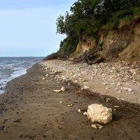 Правый берег Волгоградского водохранилища. :: Аnatoly Polyakov