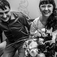 Лёха и Оксана. :: Olga Kramoreva