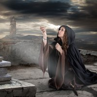 Молитва :: Евгений Болтнев