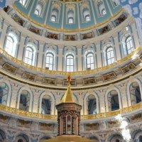 Главная святыня Нового Иерусалима — Живоносный Гроб Господень. :: vkosin2012 Косинова Валентина