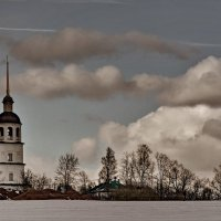 Колоцкий монастырь :: Анастасия Смирнова