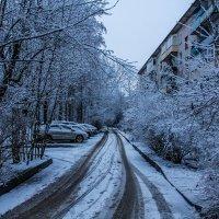 Первый снег :: Алёнка Шапран