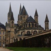 Мужское аббатство, город Кан, Нормандия :: Lmark