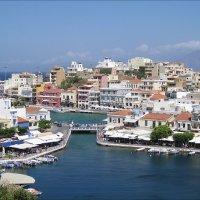 Агиос Николаос, о. Крит, Греция. :: Юрий Колчин