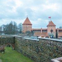 Тракайский замок :: Анна Салтыкова