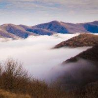 утро в горах :: юлия макухина
