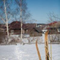 Конец зиме. :: Станислав Сорокин