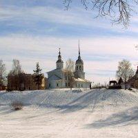 Храм Святого Александра Невского :: irina