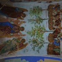 В Троицком соборе. Роспись свода :: Елена Павлова (Смолова)