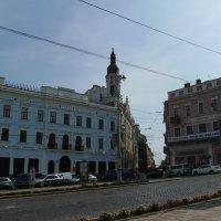 Улица  Главная  в  Черновцах :: Андрей  Васильевич Коляскин