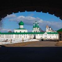 Свято-Троицкий Александра Свирского мужской монастырь :: Александр Фёдоров