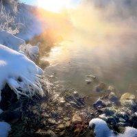 Морозное утро... :: Андрей Войцехов
