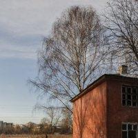 Покинуть старый Дом... :: Фёдор Куракин