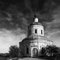 Свято-Николаевская церковь (ХVIIIст) :: Наталья Киселёва