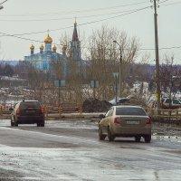 Церковь Покрова Божией матери :: Дмитрий Костоусов