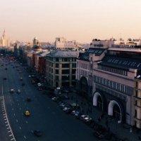 Вид с крыши детского мира. :: Анна Жданко