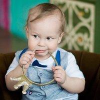 Малыш :: Анастасия Рычагова