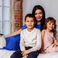 Семейный портрет :: Elena Ereshenko