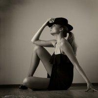 Портрет в профиль :: Александр Амеличкин