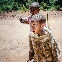 Дети Танзании... :: Александр Вивчарик