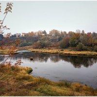Осень золотая. г. Зубцов :: Ирина Абрамова