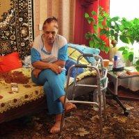 Старость - ни радость :: Валерий Лазарев