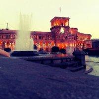 Yerevan, Armenia :: Krist