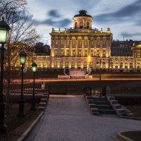 Дом Пашкова (вечер 2) :: Борис Гольдберг