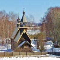 Церковь Всемилостивого Спаса (1712 г.) г. Кострома :: Святец Вячеслав