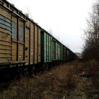 Поезд 2 :: Дмитрий Чистяков