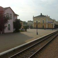 Станция  Коломыя :: Андрей  Васильевич Коляскин