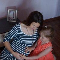 Ждем сестренку :: Наталия Сарана