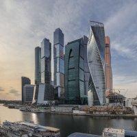 Москва-Сити :: Дамир Белоколенко