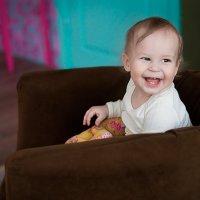 Улыбчивый малыш :: Анастасия Рычагова