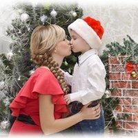 Мама и сынишка :: Евгения Курицына