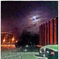 Эта зимняя ночь... :: muh5257