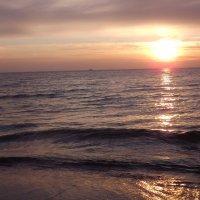 закат Балтийское море Пилау :: maikl falkon