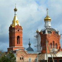 Возрождение храма :: Петр Заровнев