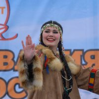 Северянка!!! :: Олег Кулябин