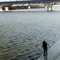 в холодной мартовской воде :: Александр Прокудин