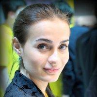 ах,эти женские глаза :: Олег Лукьянов