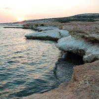 Закат на Кипре. :: Наталья Ванчикова