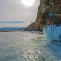 Солнце над скалами :: Анатолий Иргл