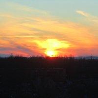 закат :: tgtyjdrf