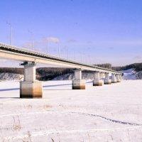 Хабаровский мост :: Котэ(Данил) Чеширское