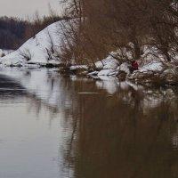 Весенняя река. :: Альмира Юсупова