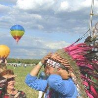 "Индеец племени ""NebO"" :: Alexey YakovLev"