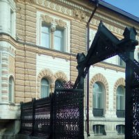 Старинные ворота в сад Сан Галли. (Санкт-Петербург) :: Светлана Калмыкова