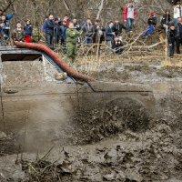 Про грязь и НИВУ :: Денис Сидельников
